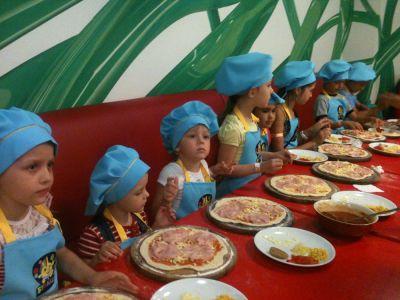 Дитяча кулінарна школа